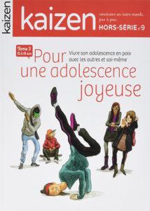 """Hors-série N°9 """"Pour une adolescence joyeuse"""" (Tome 3)"""