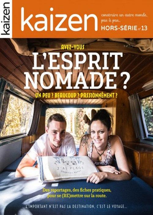 Hors-série 13 - Avez-vous l'esprit nomade ?