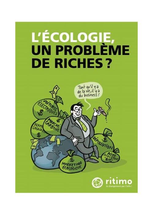L'Écologie, un problème de riches ?